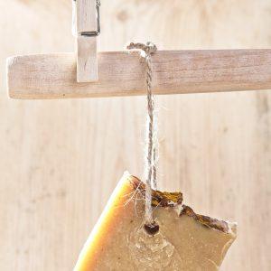 Naturalne mydło pod prysznic