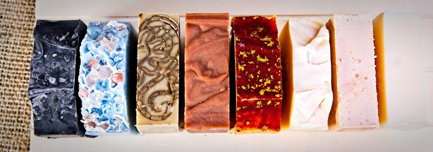 mydła naturalne w kostce